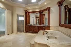 million dollar master bathrooms