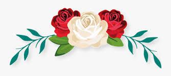 good night rose true love love clipart