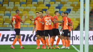Football: Shakhtar Donetsk gets dominant victory over VfL Wolfsburg -  Football: Shakhtar Donetsk beats VfL Wolfsburg in dominant fashion -  112.international