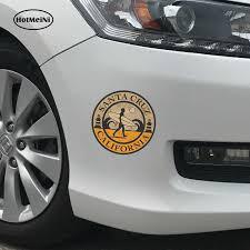 Hotmeini Car Styling Car Decal 3d Usa Santa Cruz California Vinyl Sticker Laptop Travel Luggage Bumper Country 13 13 Cm Car Stickers Aliexpress