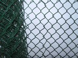 Chain Link Pvc Coated Wire Fencing 3ft 25 Meter Roll Industrial Fencing Ebay