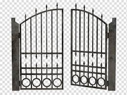 Fence Gate Door Portal Wall Baby Pet Gates Car Park Sliding Glass Door Transparent Background Png Clipart Hiclipart