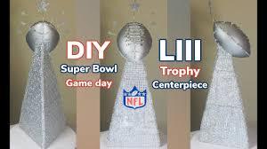 dollar tree diy super bowl liii trophy