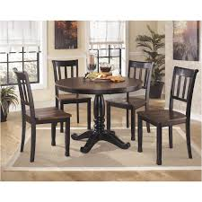 d580 15t ashley furniture round dining