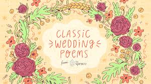 romantic poems to read at a wedding