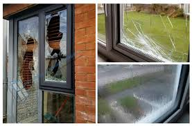 broken windows glazing units window