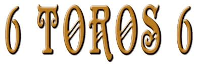 6 TOROS 6 - Wikipedia, la enciclopedia libre