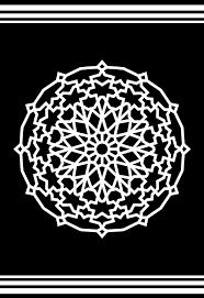 Arabic Glass Decoration Window Sticker Tenstickers