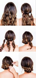 Simple Hairstyle Tutorials For All Occasions 41 Jpg 1 026 2 227