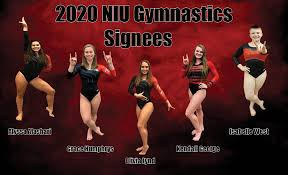 NIU Gymnastics Adds Five for 2020-21 - NIU Athletics