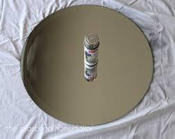 diy antique mercury mirror gl all