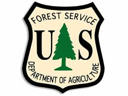 Forest Service Dept Of Agriculture Sticker Decal M145