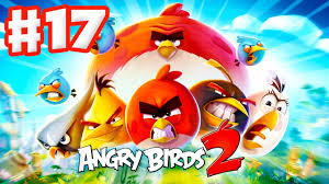 Angry Birds 2 - Gameplay Walkthrough Part 17 - Levels 101-105! 3 ...