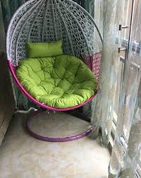 hanging chair cushion without stand