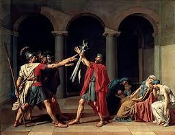 Oath of the Horatii - Wikipedia