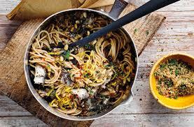 Sicilian-Style Spaghetti Recipe