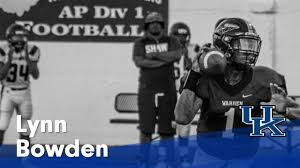 Lynn Bowden highlights - Hudl