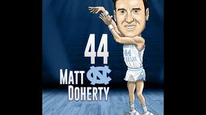 How to Draw Matt Doherty - UNC Tar Heel ...