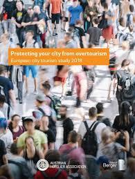 overtourism in europe s cities