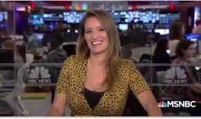 Katy Tur: 'I Have a Baby in my Belly … Officially' | TVNewser