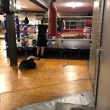 capitol academy boxing gym in gent