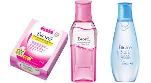review biore makeup remover