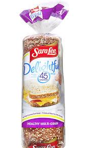 delightful healthy multi grain bread