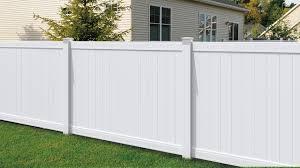 Veranda Pro Series 6 Ft H X 8 Ft W Woodbridge Privacy Vinyl Fence Panel 128014 The Home Depot