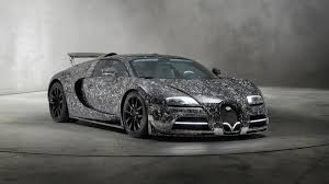 bugatti veyron vivere diamond edition