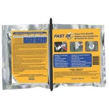 Shop Fast 2k 254 9 4 S Fence Post Backfill 12 4 Oz Overstock 20149378