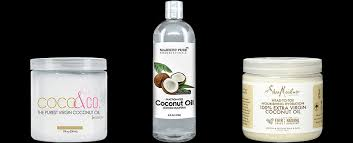 coconut oils for beards and hair