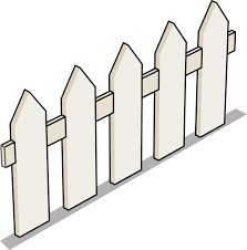 Image Picket Sprite Png Top View Of Fence Clipart Full Size Clipart 3828376 Pinclipart