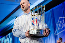 David Ross accepts MLB analyst position ...