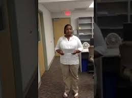 Valarie Smith Informative Speech - YouTube