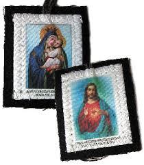 Szkaplerz Najświętszej Maryi Panny z Góry Karmel – PARAFIA NAD ...
