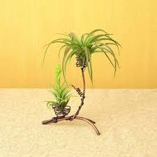 2 Pod Standing Plant Holder