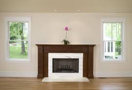 brick fireplaces for hardwood floors