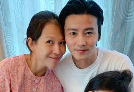 Ada Choi Give Birth to Third Child with Max Zhang at Age 46 - DramaPanda