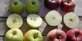 Resultado de imagen para abrir una manzana antes para revisarla
