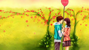 love couple wallpaper free