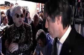 Morgan e Bugo | Video della lite nel backstage di Sanremo 2020