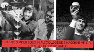 Storia e biografia di George Best - YouTube