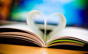 معارض أجمل الخلفيات بالعالم Hd Wallpapers خلفية كتاب مع قلب حب