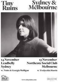 Tiny Ruins and Evelyn Ida Morris at Northcote Social Club   Laz's Bootlegs