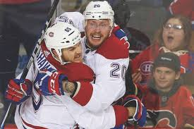 Byron Froese scores first goal since Feb. 2016, Canadiens beat Flames – Red  Deer Advocate