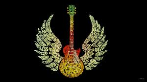 guitar wallpaper for my desktop on
