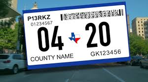 Expired Registration Sticker Texas Is Giving You A Pass Abc13 Houston