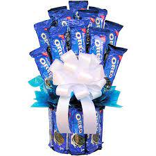 oreo cookie bouquet gift baskets for