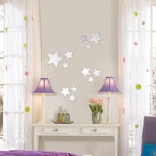 Wallpops Stars Mirror Wall Decal Reviews Wayfair