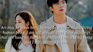 most beautiful quotes from kdrama her private life